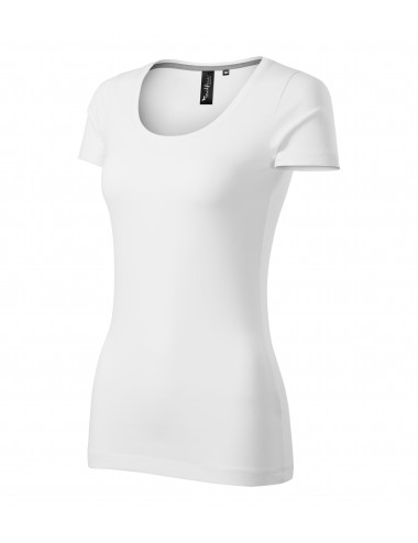 2Adler MALFINIPREMIUM Koszulka damska Action 152 biały