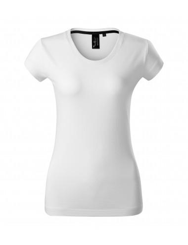2Adler MALFINIPREMIUM Koszulka damska Exclusive 154 biały