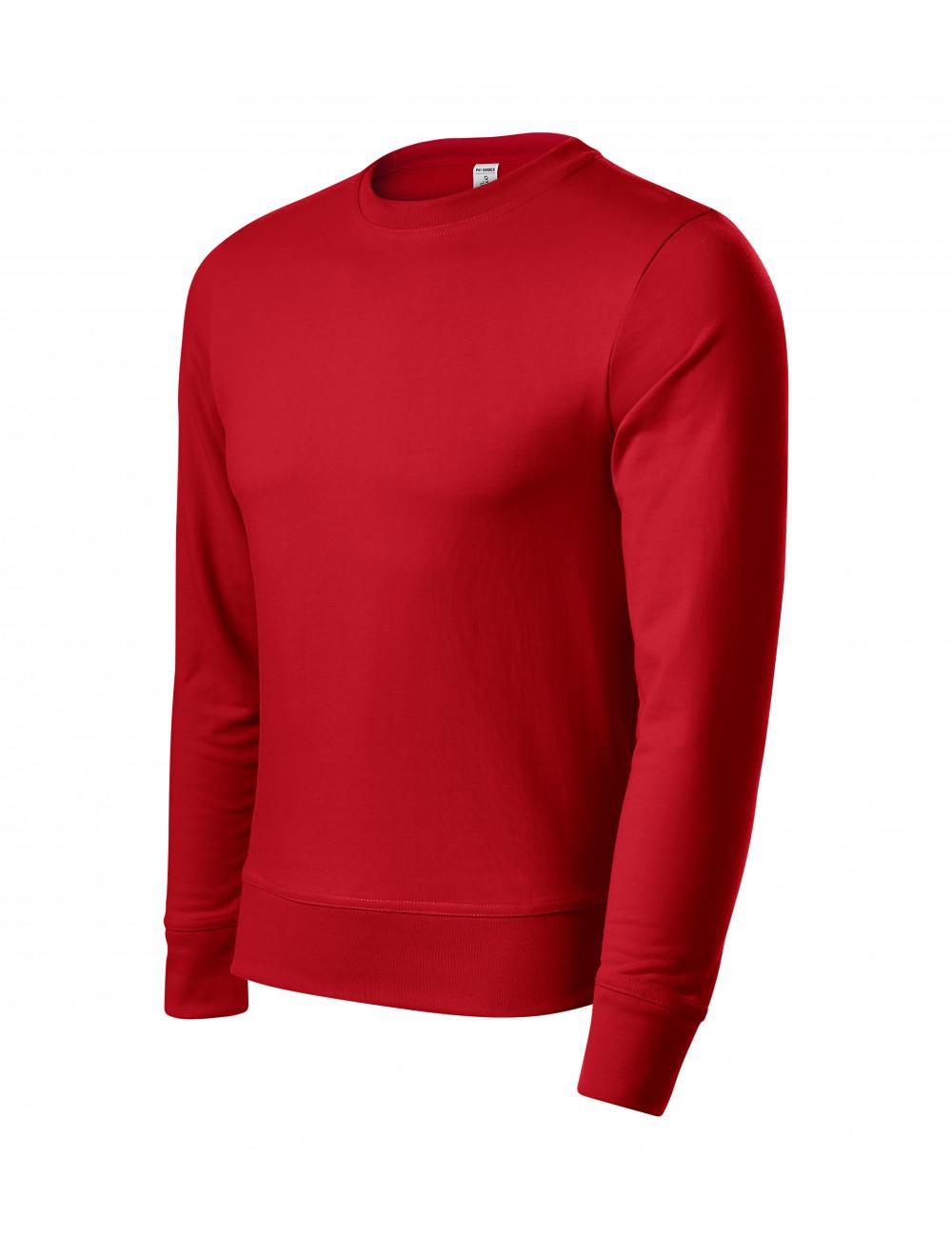 Adler PICCOLIO Bluza unisex Zero P41 czerwony