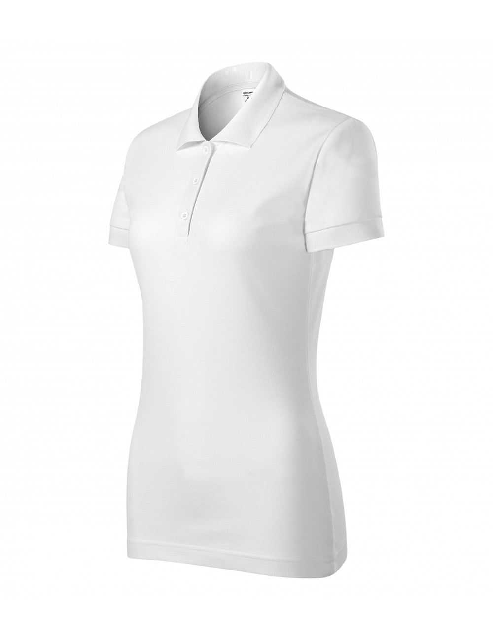 Adler PICCOLIO Koszulka polo damska Joy P22 biały