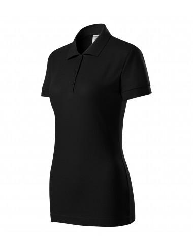 2Adler PICCOLIO Koszulka polo damska Joy P22 czarny
