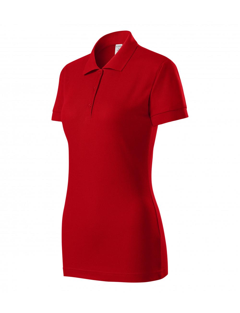 Adler PICCOLIO Koszulka polo damska Joy P22 czerwony