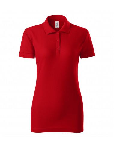2Adler PICCOLIO Koszulka polo damska Joy P22 czerwony