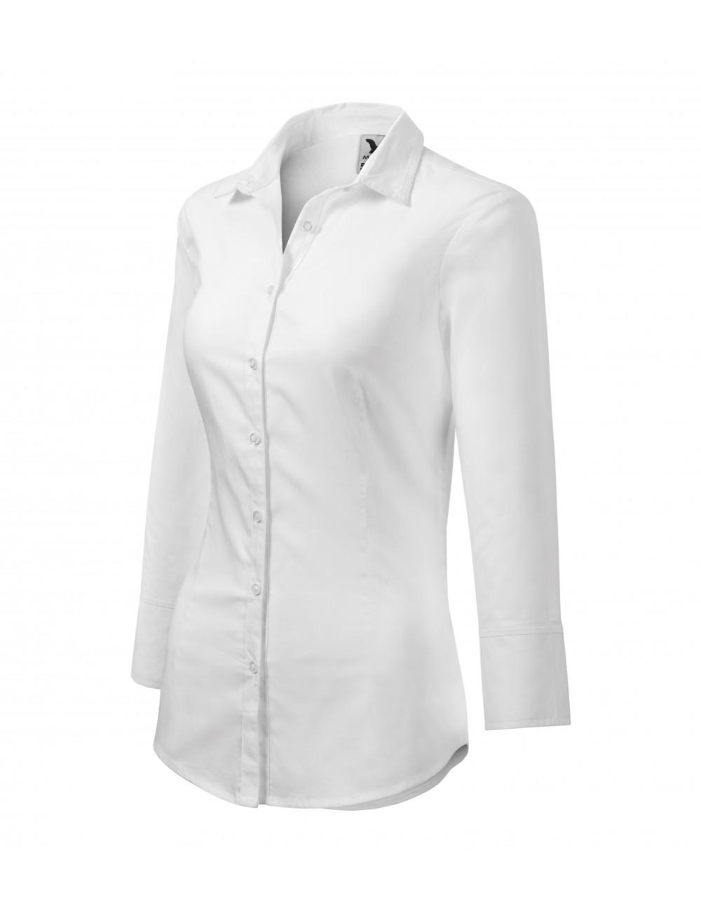 Adler MALFINI Koszula damska Style 218 biały
