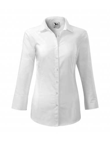 2Adler MALFINI Koszula damska Style 218 biały