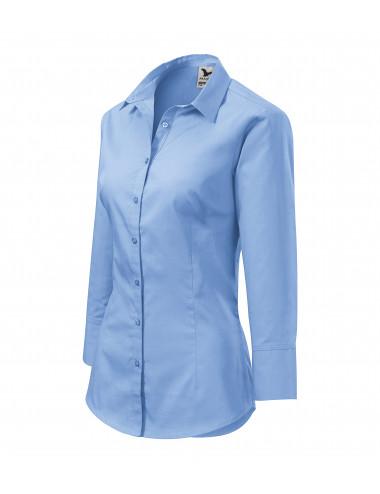 2Adler MALFINI Koszula damska Style 218 błękitny
