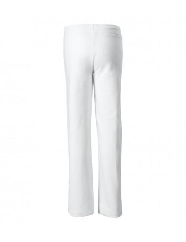 2Adler MALFINI Spodnie dresowe damskie Comfort 608 biały