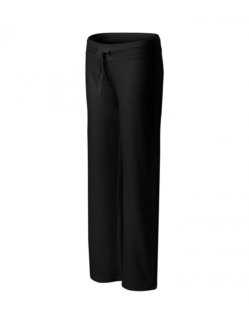 Adler MALFINI Spodnie dresowe damskie Comfort 608 czarny