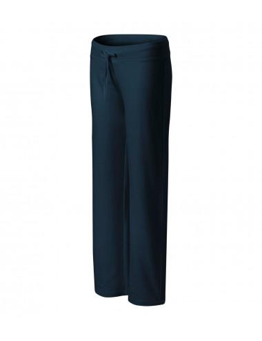 2Adler MALFINI Spodnie dresowe damskie Comfort 608 granatowy
