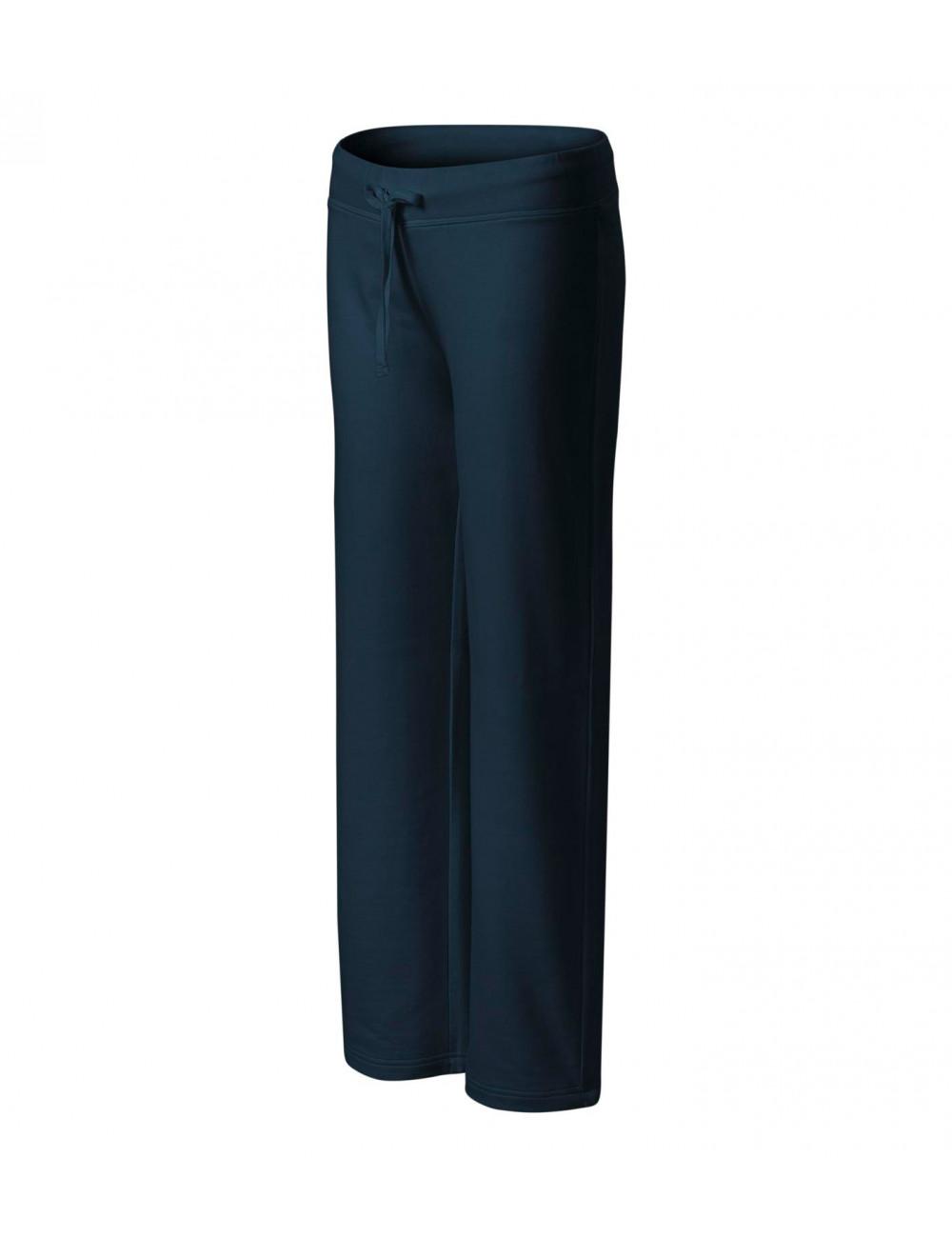Adler MALFINI Spodnie dresowe damskie Comfort 608 granatowy