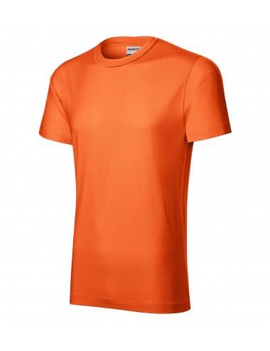 Adler RIMECK Koszulka męska Resist heavy R03 pomarańczowy