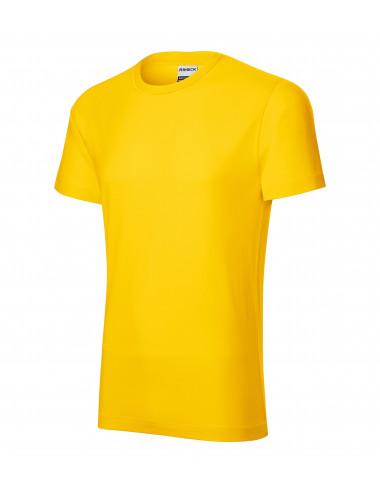 2Adler RIMECK Koszulka męska Resist heavy R03 żółty