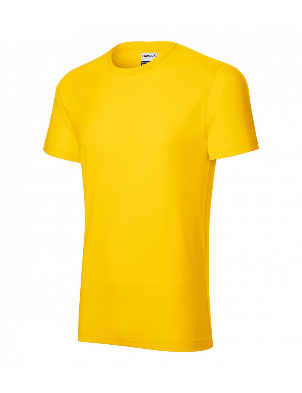 Adler RIMECK Koszulka męska Resist heavy R03 żółty