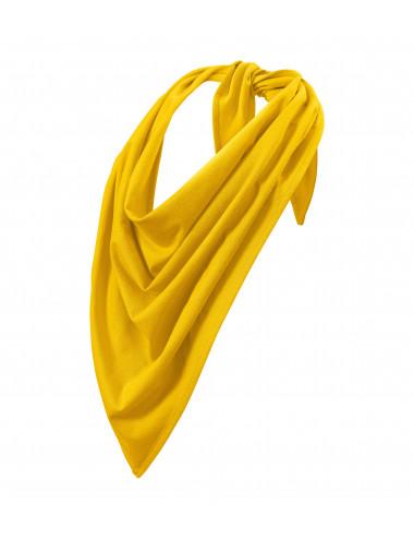 2Adler MALFINI Scarf Unisex/Kids Fancy 329 żółty
