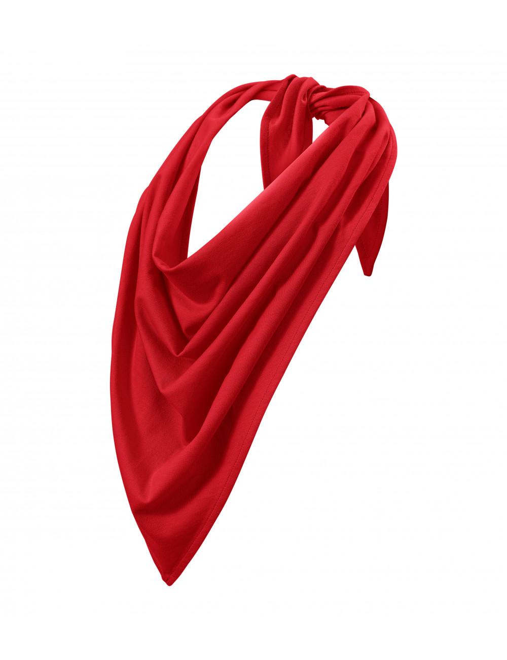 Adler MALFINI Scarf Unisex/Kids Fancy 329 czerwony