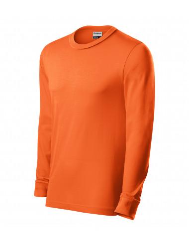 Adler RIMECK Koszulka unisex Resist LS R05 pomarańczowy