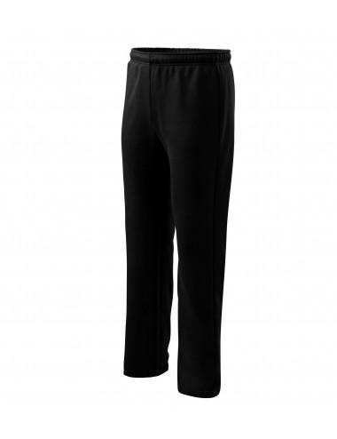 Adler MALFINI Spodnie dresowe męskie/dziecięce Comfort 607 czarny