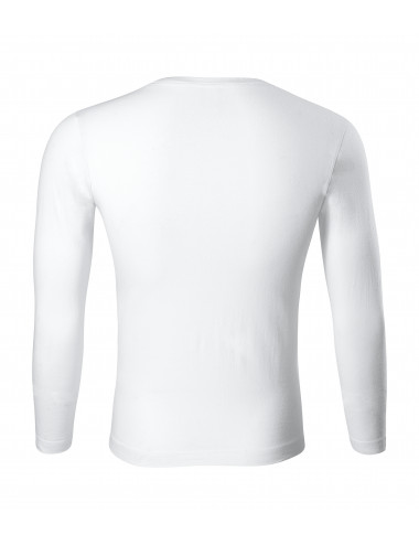 2Adler PICCOLIO Koszulka unisex Progress LS P75 biały