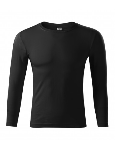 2Adler PICCOLIO Koszulka unisex Progress LS P75 czarny