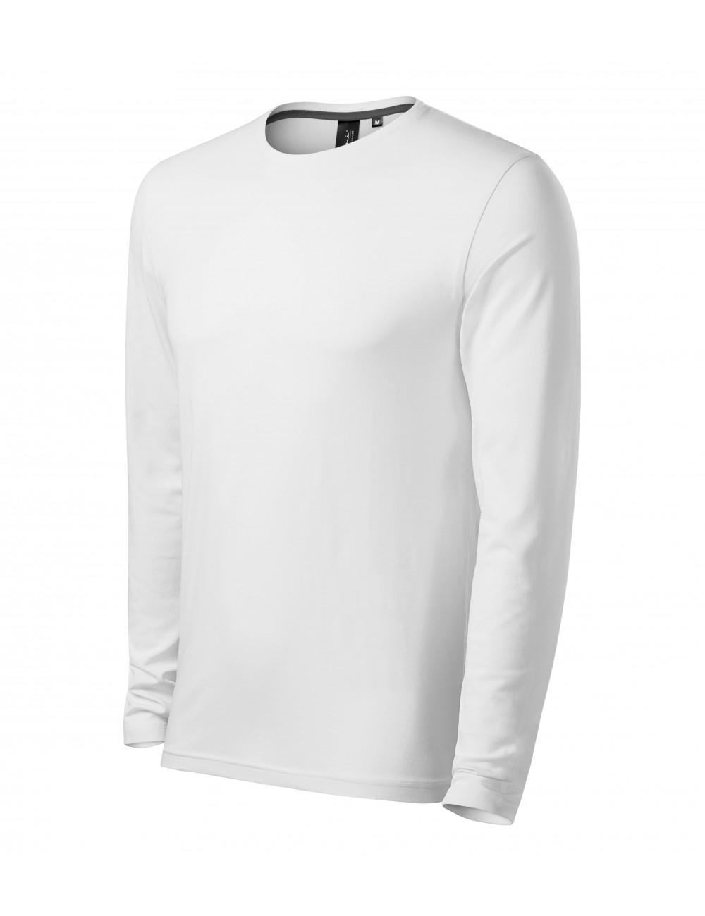 Adler MALFINIPREMIUM Koszulka męska Brave 155 biały