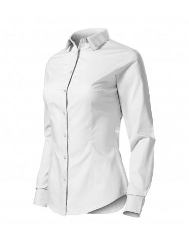 Adler MALFINI Koszula damska Style LS 229 biały