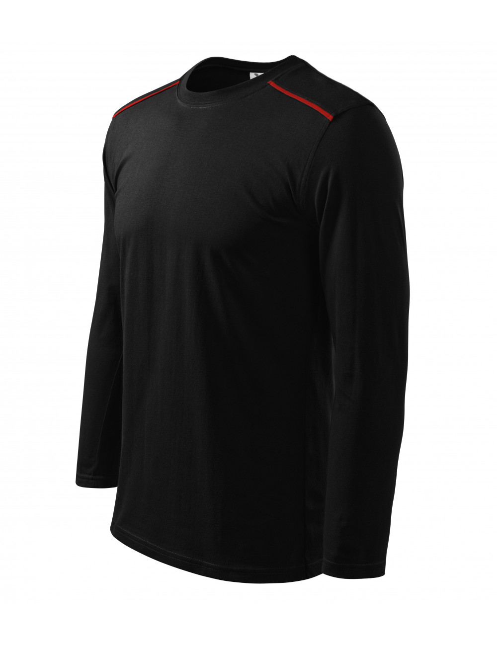 Adler MALFINI Koszulka unisex Long Sleeve 112 czarny