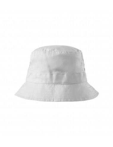 2Adler MALFINI Kapelusik unisex Classic 304 biały