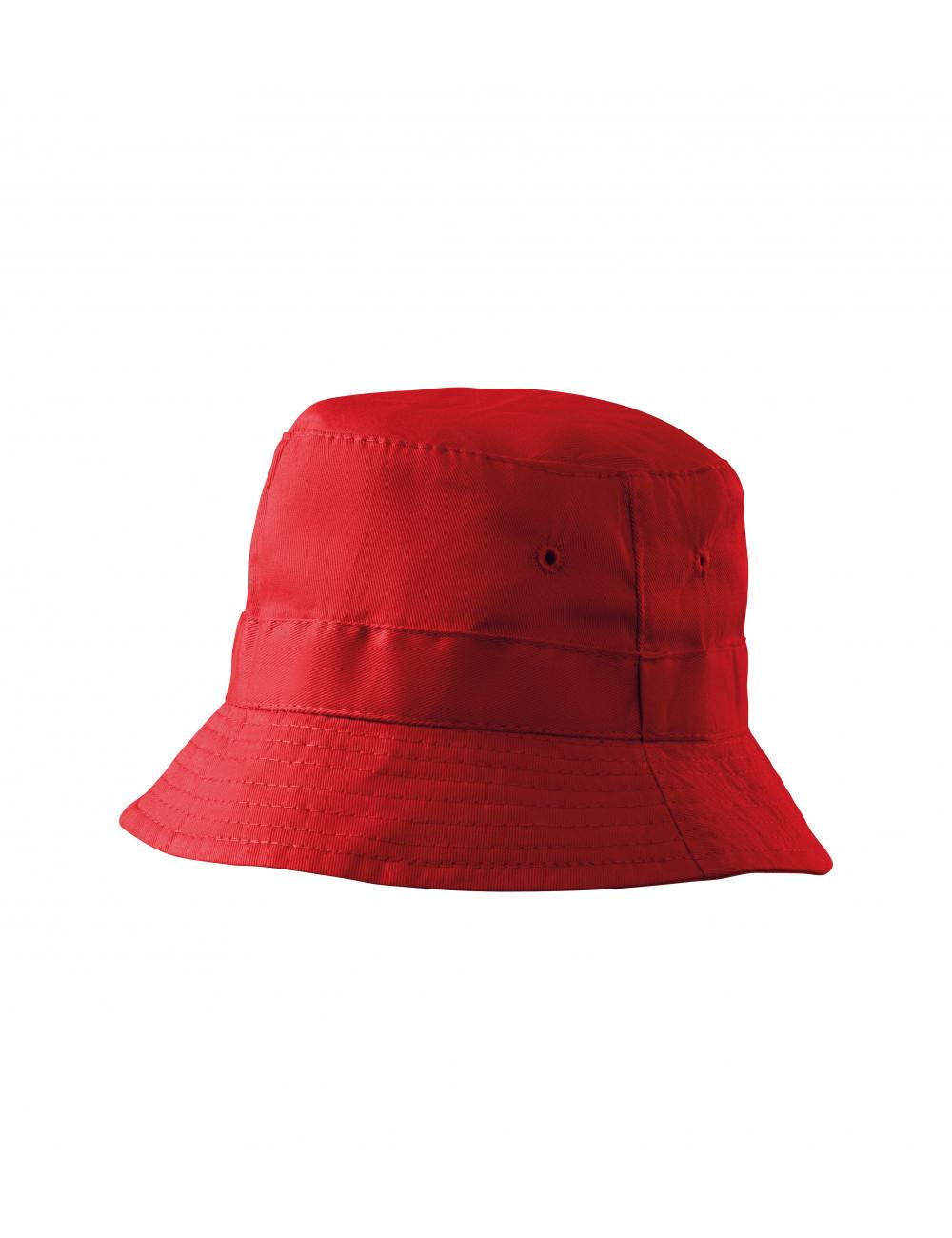 Adler MALFINI Kapelusik unisex Classic 304 czerwony