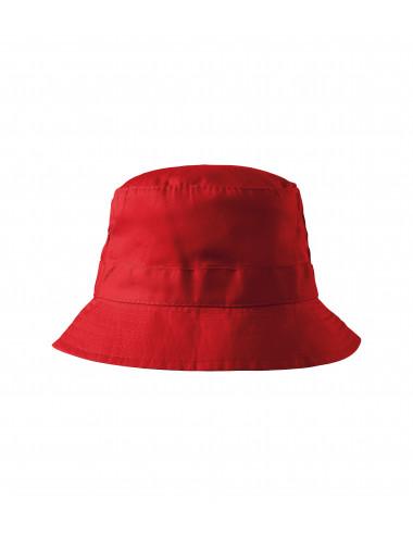 2Adler MALFINI Kapelusik unisex Classic 304 czerwony