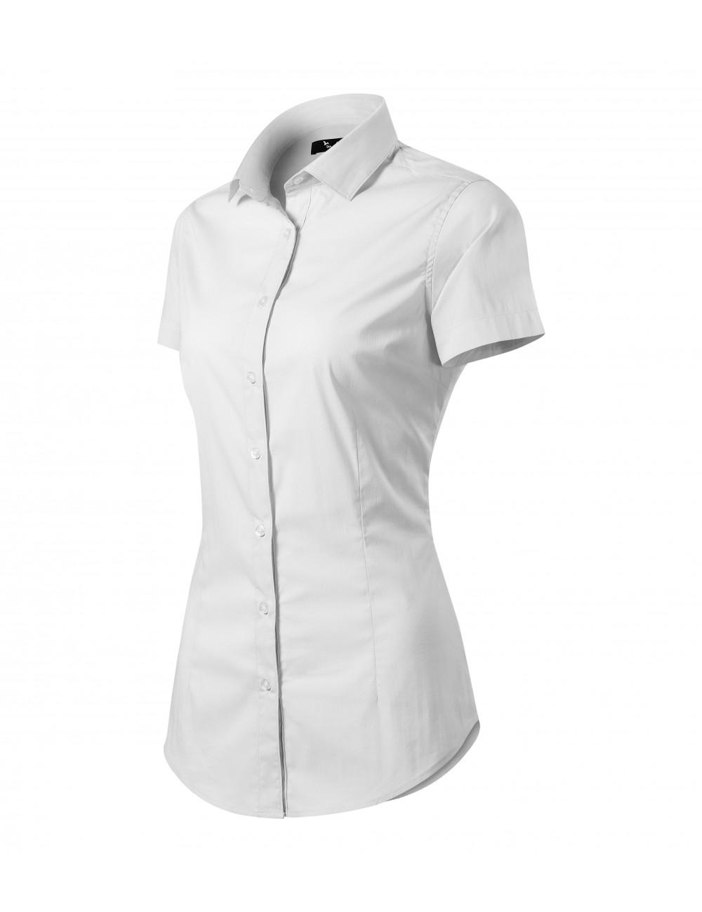 Adler MALFINIPREMIUM Koszula damska Flash 261 biały