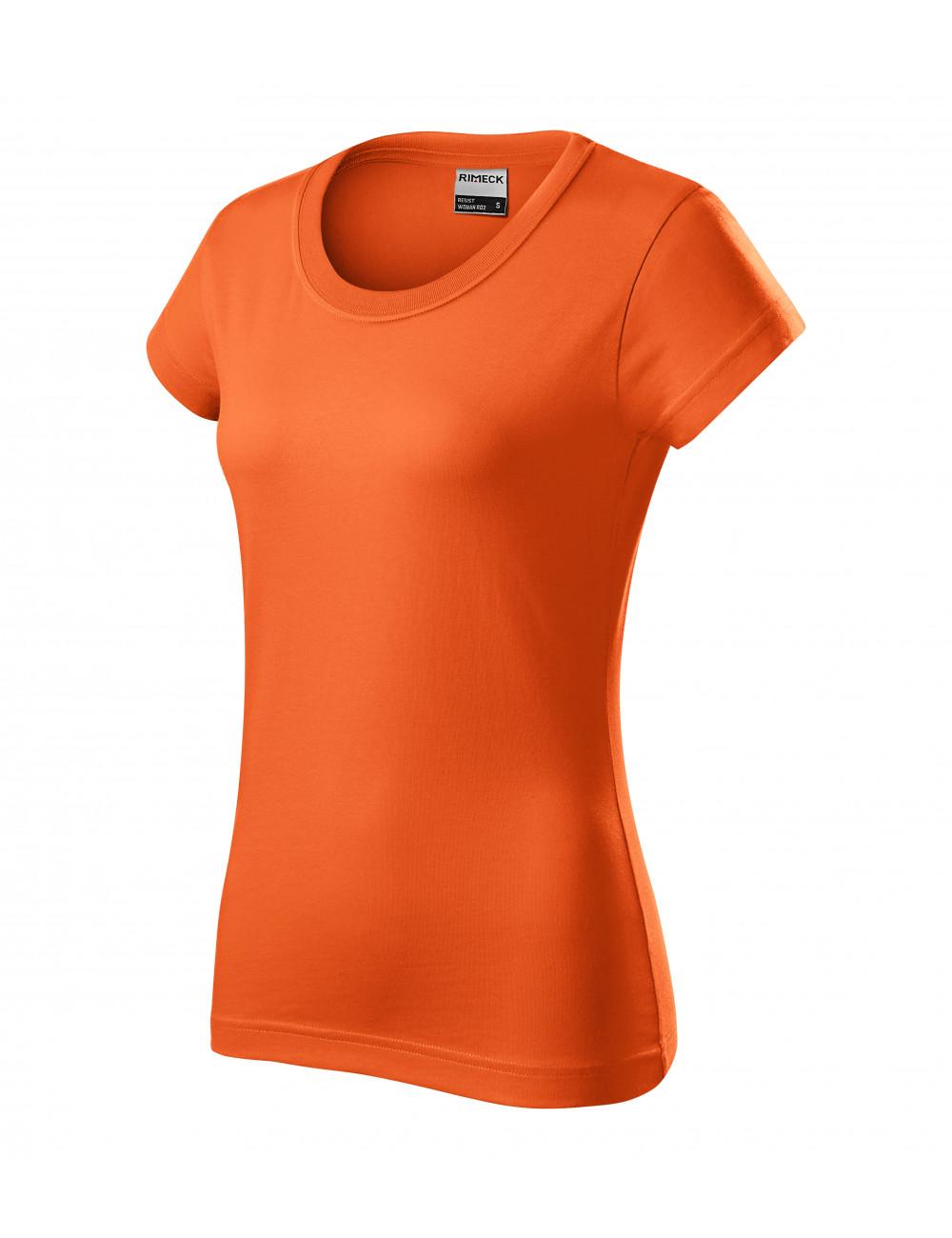 Adler RIMECK Koszulka damska Resist R02 pomarańczowy