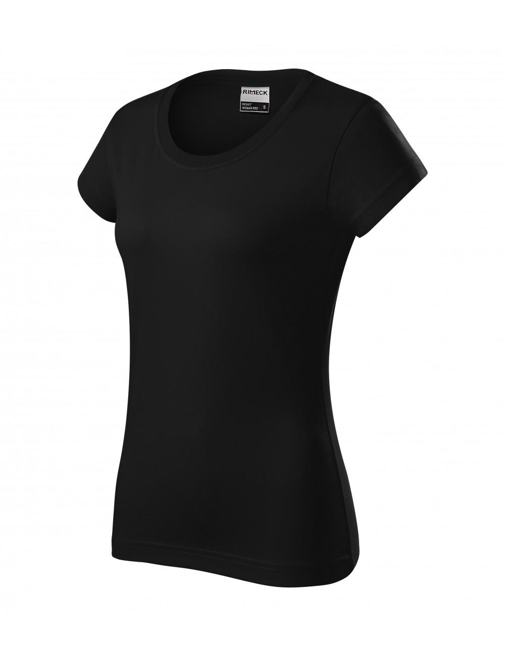 Adler RIMECK Koszulka damska Resist R02 czarny