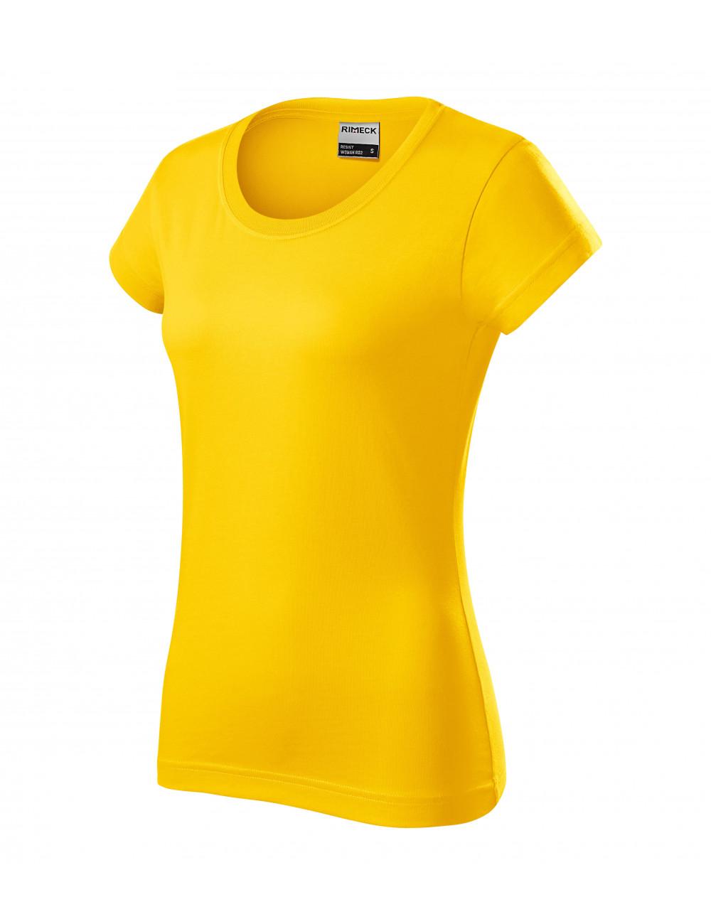 Adler RIMECK Koszulka damska Resist R02 żółty