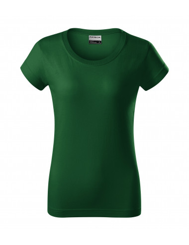 2Adler RIMECK Koszulka damska Resist R02 zieleń butelkowa