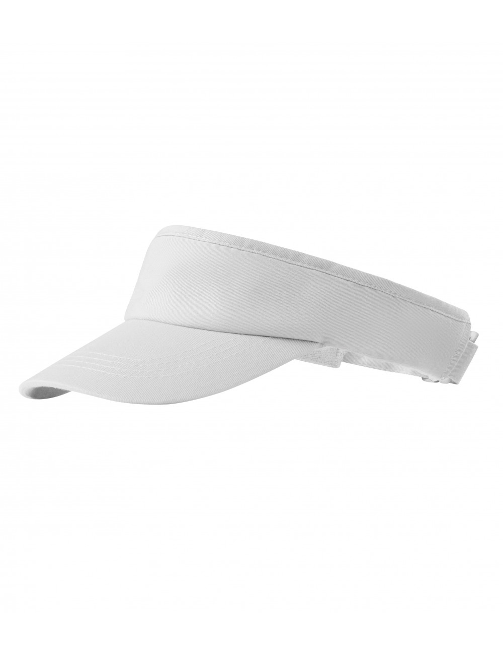 Adler MALFINI Daszki unisex Sunvisor 310 biały