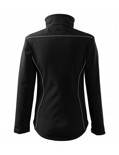 2Adler MALFINI Kurtka damska Softshell Jacket 510 czarny