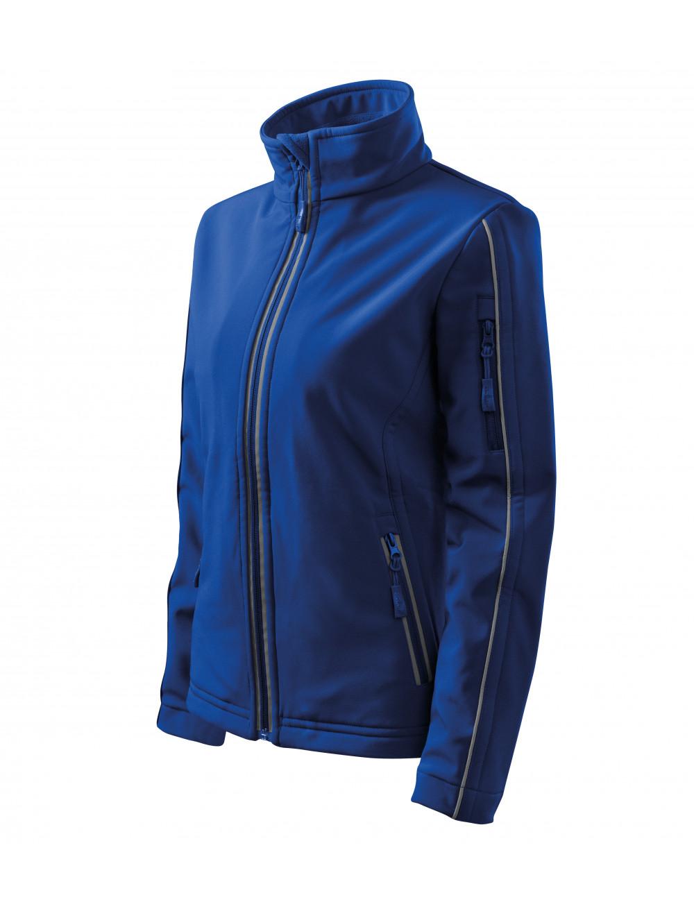 Adler MALFINI Kurtka damska Softshell Jacket 510 chabrowy