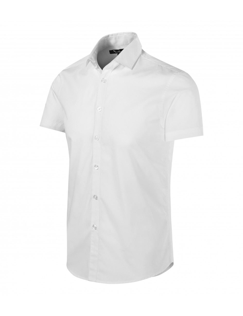 Adler MALFINIPREMIUM Koszula męska Flash 260 biały