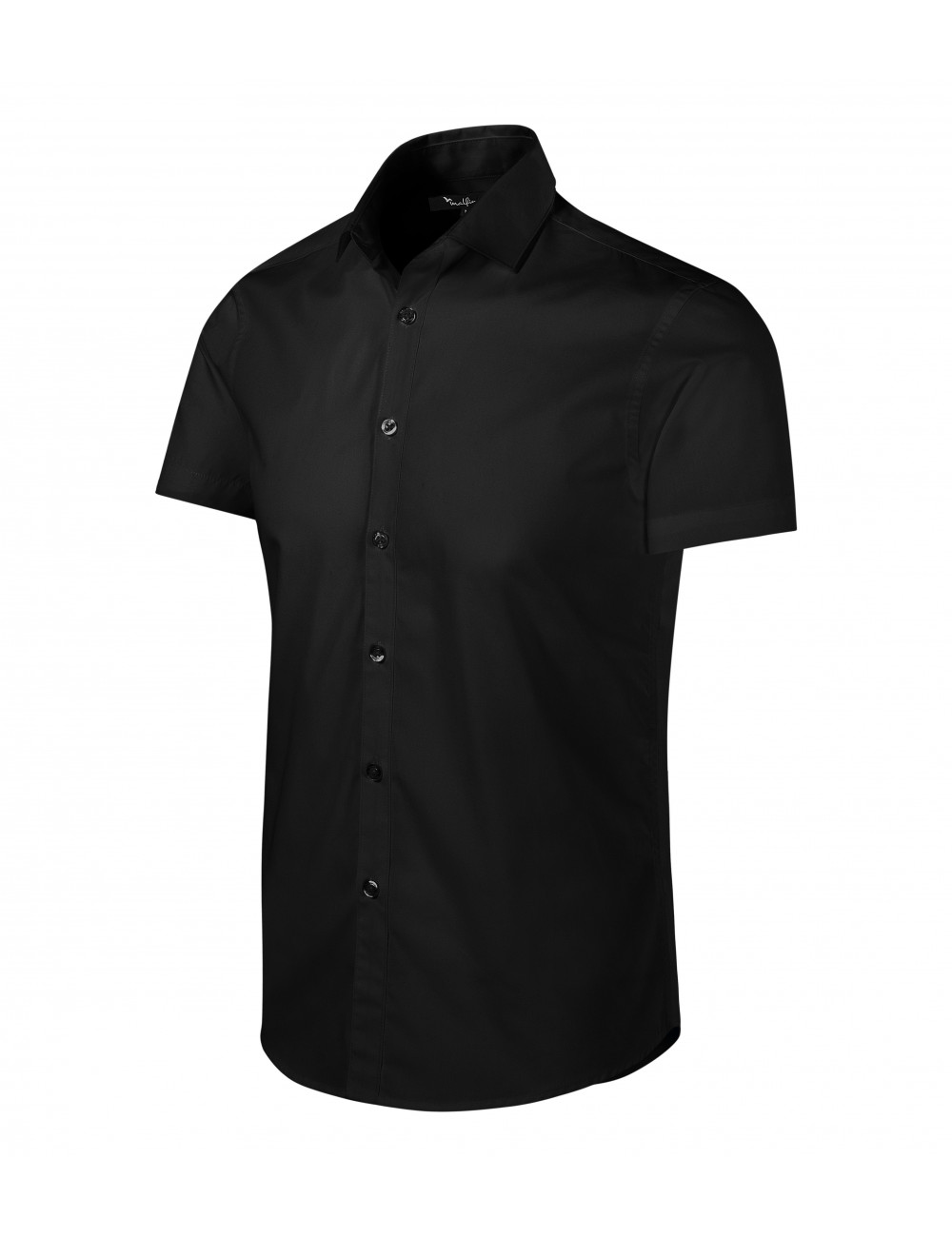 Adler MALFINIPREMIUM Koszula męska Flash 260 czarny
