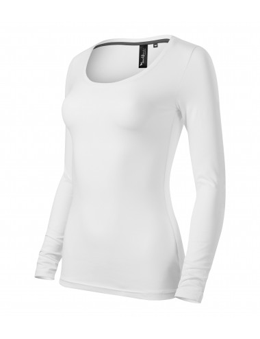 Adler MALFINIPREMIUM Koszulka damska Brave 156 biały