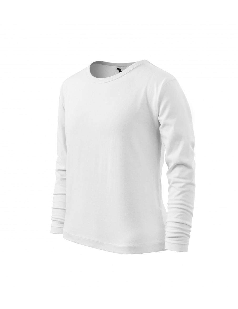 Adler MALFINI Koszulka dziecięca Long Sleeve 121 biały