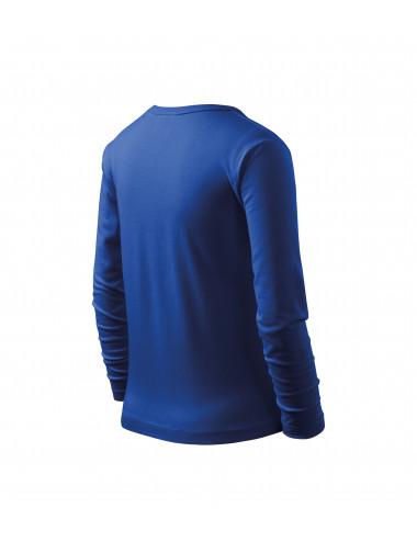 2Adler MALFINI Koszulka dziecięca Long Sleeve 121 chabrowy