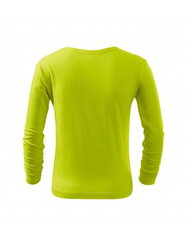 2Adler MALFINI Koszulka dziecięca Long Sleeve 121 limetka