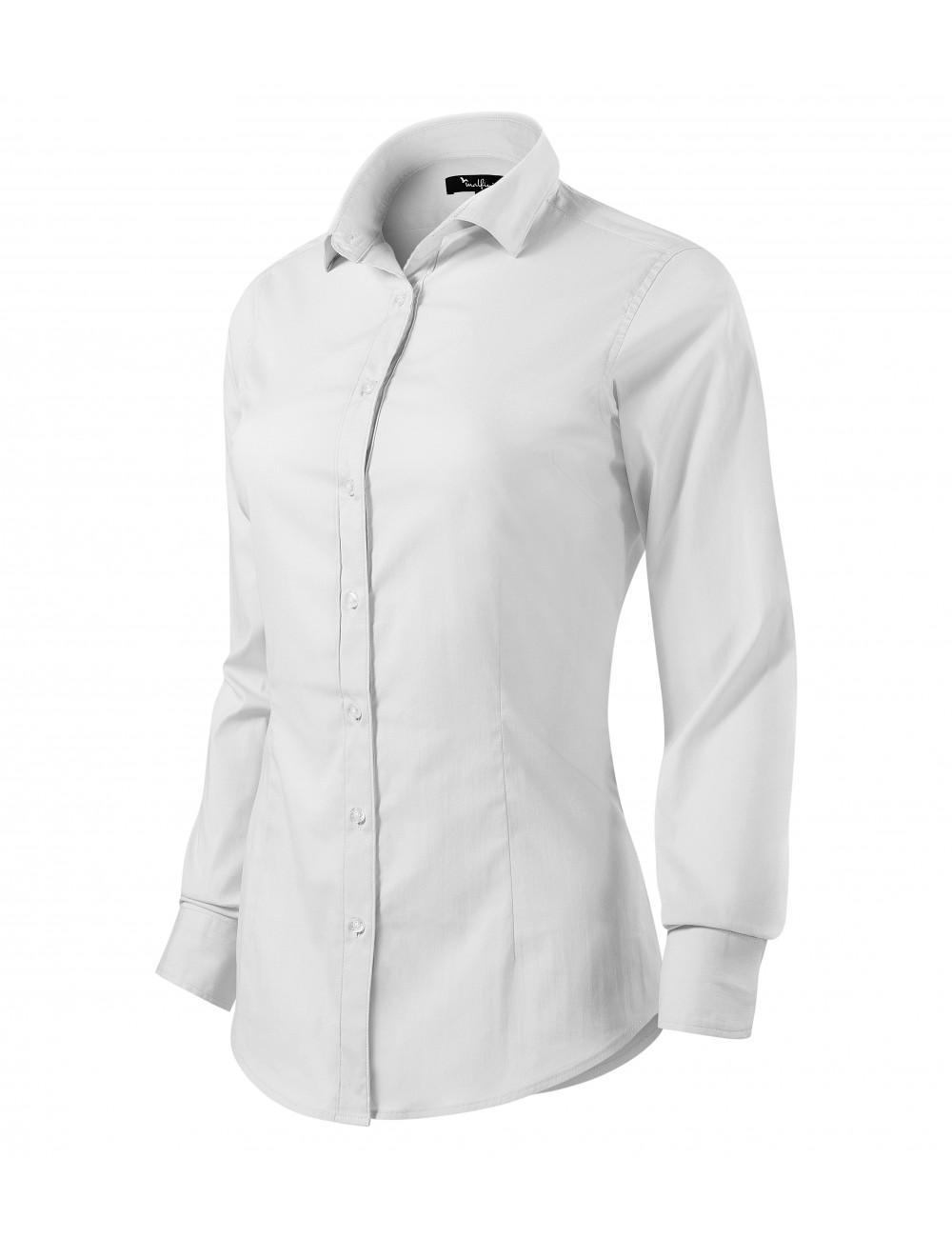 Adler MALFINIPREMIUM Koszula damska Dynamic 263 biały