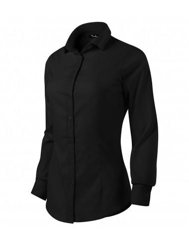Adler MALFINIPREMIUM Koszula damska Dynamic 263 czarny
