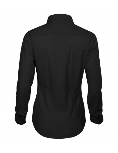 2Adler MALFINIPREMIUM Koszula damska Dynamic 263 czarny