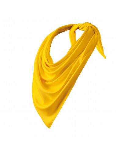 2Adler MALFINI Scarf Unisex/Kids Relax 327 żółty