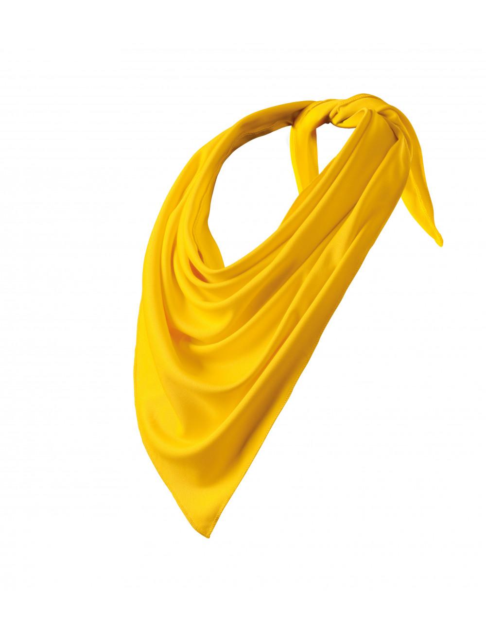 Adler MALFINI Scarf Unisex/Kids Relax 327 żółty