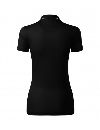 2Adler MALFINIPREMIUM Koszulka polo damska Grand 269 czarny