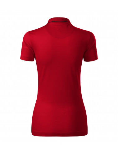 2Adler MALFINIPREMIUM Koszulka polo damska Grand 269 formula red